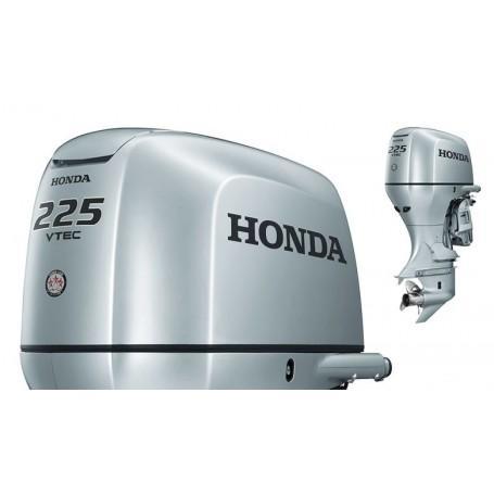 Honda BF 225 Hosszú Tribes Csónakmotor Önindítóval és Elektromos Kiemeléssel Propeller Nélkül