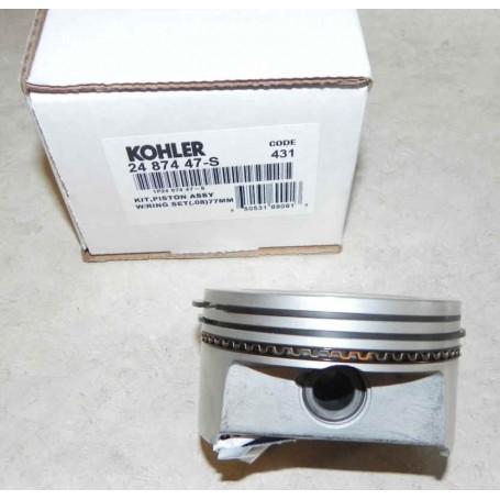 Kohler CH18-CH20 Dugattyú Gyűrűvel