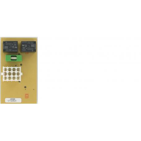 Castelgarden Stiga Elektromos kártya 27722352/0
